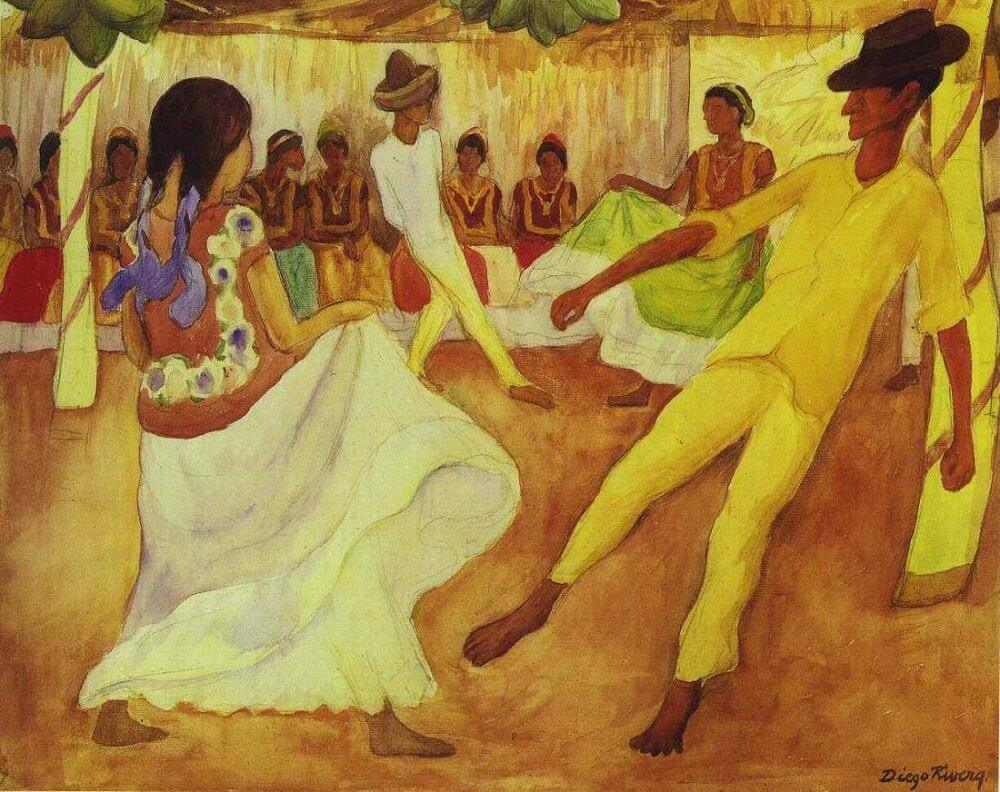 Diego Rivera Paintings And Meanings