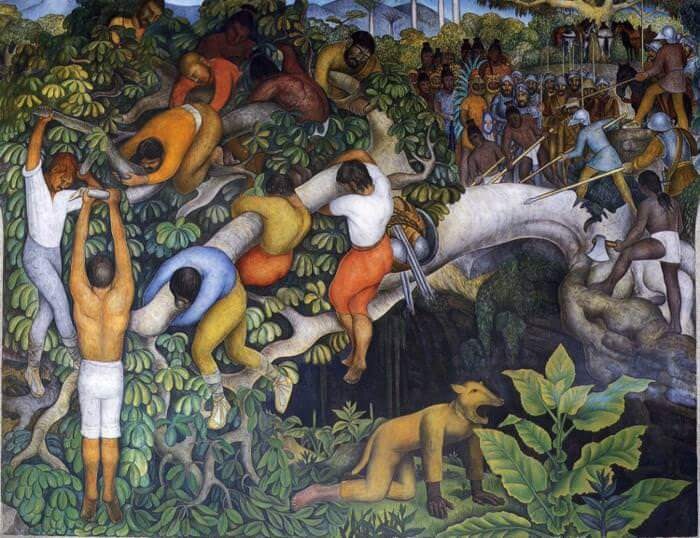Diego rivera murals for Diego rivera mural 1929